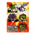Dinosaur Party Sticker Sheets (1)